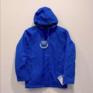 NEW Columbia Waterproof Youth Jacket